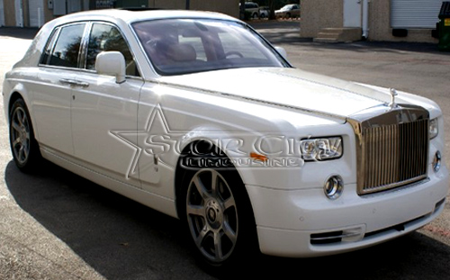Rolls Royce Phantom Limousine - New York wedding Rolls Royce Phantom limousine, Rolls Royce ...